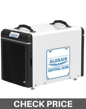 AlorAir Basement/Crawlspace Dehumidifiers 198PPD