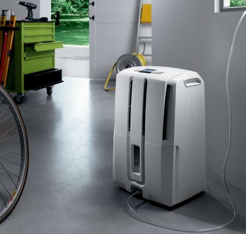 De'Longhi 70-pint Dehumidifier with Patented Pump