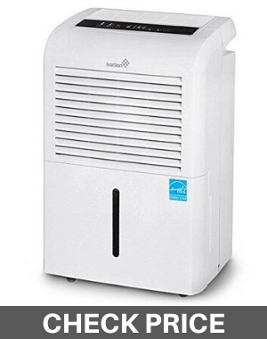 Ivation 4,500 Sq Ft Energy Star Dehumidifier with Pump