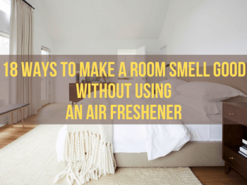 18 Ways to Make a Room Smell Good Without Using an Air Freshener