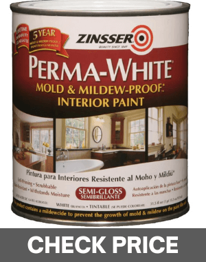RUST-OLEUM 02754 White Perma Interior Paint